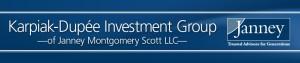Karpiak-Dupée Investment Group of Janney Montgomery Scott, LLC